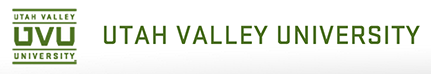 Utah Valley logo